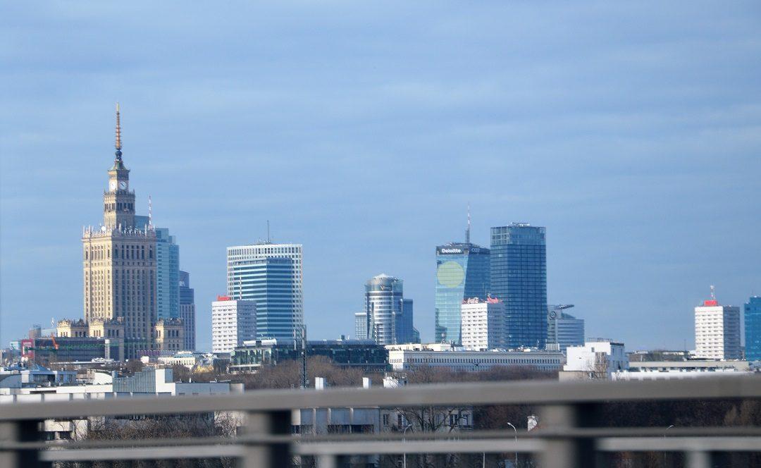 Warszawa – doskonałe miasto do nauki jazdy